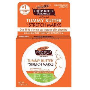 Kem bôi chống rạn da Palmers Tummy Butter Stretch Marks của Mỹ cho bà bầu cuối thai kỳ và sau sinh hũ 125g