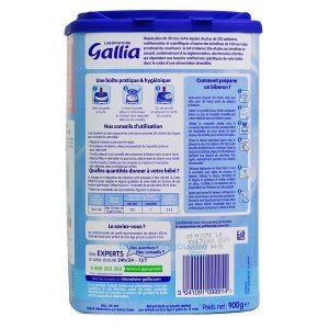 Sữa bột Laboratoire Gallia Calisma số 1 của Pháp cho trẻ từ 0 đến 6 tháng hộp 800g