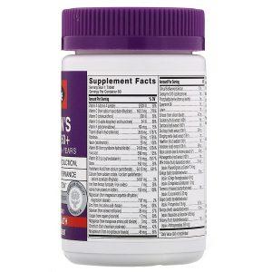 Vitamin tổng hợp cho nữ từ 50 tuổi Swisse Women's Ultivite 50+ của Úc lọ 60 viên