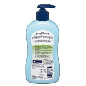 Sữa tắm gội 2 trong 1 cho bé Bübchen Bad & Shampoo của Đức chai 400ml