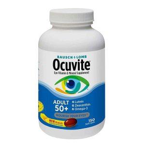 bổ mắt Ocuvite Adult 50+