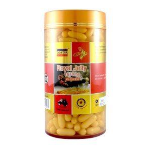 Viên uống sữa ong chúa Costar Royal Jelly 16:10mg 6% 10-HAD của Úc lọ 365 viên