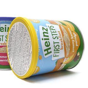 Bột ăn dặm Heinz First Steps Breakfast 6+ vị kem chuối của Anh cho trẻ từ 6 tháng tuổi hộp 240g