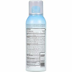 Xịt chống nắng Neutrogena Ultra Sheer Body Mist Sunscreen 70 của mỹ lọ 141g