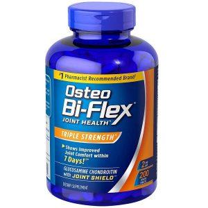 Viên uống bổ khớp Osteo Bi-Flex Joint Health Triple Strength của Mỹ lọ 200 viên