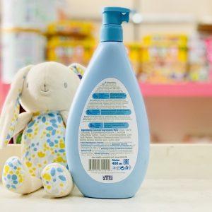 Sữa tắm gội toàn thân cho bé Bebble Shampoo & Body Wash củaBulgariachai 400ml