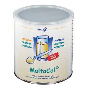 Bột tăng cân, tăng chiều cao Metax Maltocal 19 của Đức cho trẻ từ 1 tuổi hộp 1kg