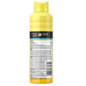 Xịt chống nắng Neutrogena Beach Defense Water + Sun Protection 70 của Mỹ lọ 184g