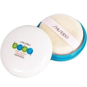 phấn phủ Shiseido Baby Powder 50g an toàn cho bé và mẹ