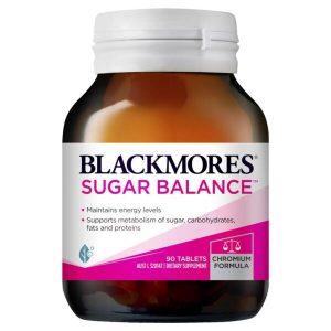Viên cân bằng đường huyết Blackmores Sugar Balance của Úc lọ 90 viên