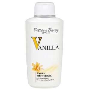 Sữa tắm Bettina Barty Vanilla Bath & Shower Gel của Đức chai 500ml