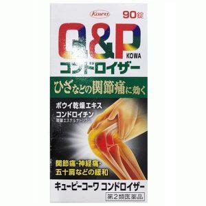 Viên bổ xương khớp Q&P Kowa của Nhật Bản lọ 90 viên