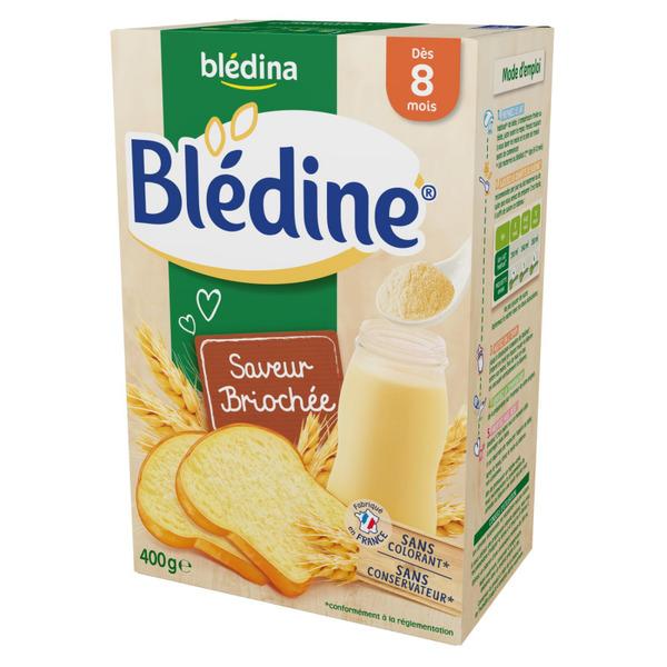 bột lắc sữa bledine Pháp 400g bé từ 8 tháng