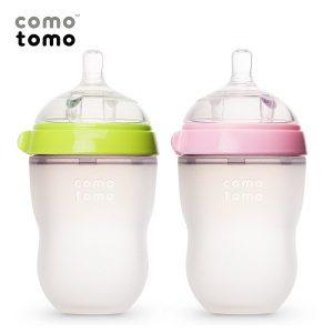 bình sữa silicon Comotomo 250ml