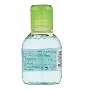 Nước tẩy trang Bioderma Sébium H2O của Pháp dành cho da dầu và da mụn chai 100ml
