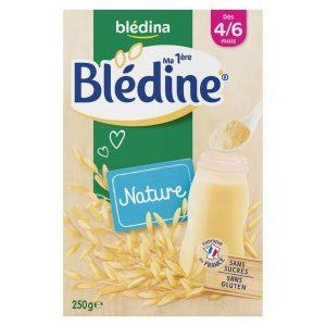 bột lắc sữa bledine của Pháp cho bé từ 4 đến 6 tháng
