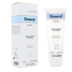 kem dưỡng da, trị nẻ chàm Dexeryl Crème của Pháp