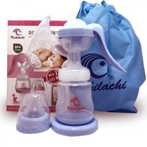 dụng cụ hút sữa bằng tay đơn Kichilachi Nhật Bản