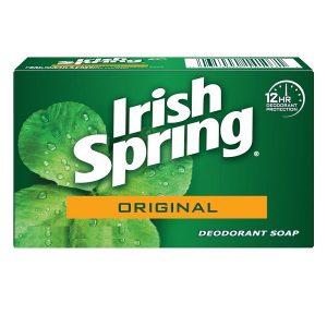 Xà bông diệt khuẩn Irish Spring Feel Clean And Fresh của Mỹ hộp 113g