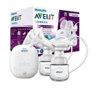 máy hút sữa bằng điện đôi Phillips Avent