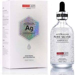 Serum dưỡng da tinh chất bạc Thera Lady Pure Silver Ampoule của Úc lọ 100ml