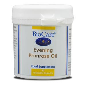 Tinh dầu hoa anh thảo Evening Primrose Oil Biocare của Anh hộp 30 viên