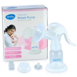 dụng cụ hút sữa bằng tay Sanity