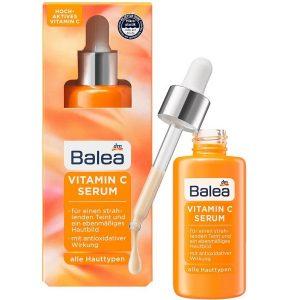 Serum dưỡng trắng da Dm Balea Vitamin C Serum của Đức lọ 30ml