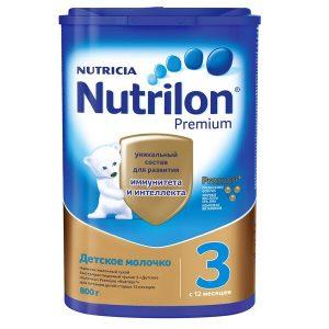 sữa Nutrilon số 3 nội địa Nga cho trẻ từ 1 đến 3 tuổi