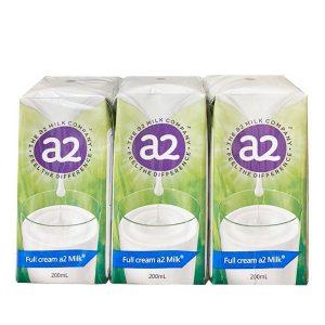 sữa tươi A2 nguyên kem Full Cream Milk