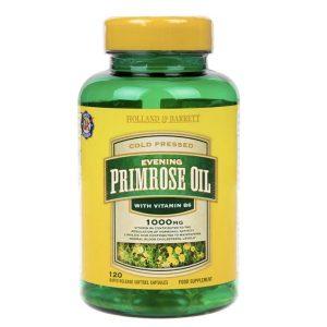 Tinh dầu hoa anh thảo Evening Primrose Oil 120 viên