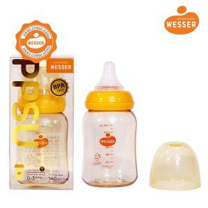 bình sữa wesser ppsu size S 140ml